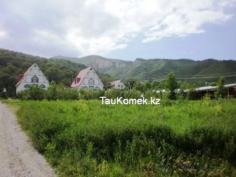 Детский лагерь для детей Тау Жанашар