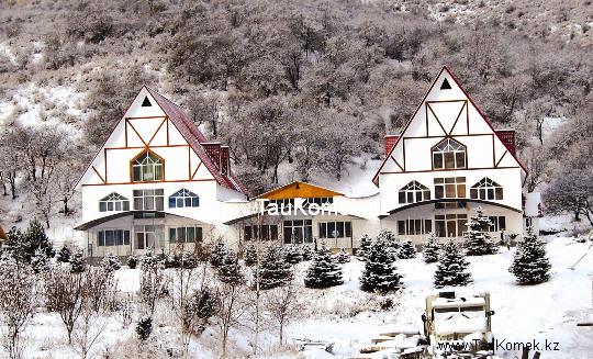 Гостевой дом отдыха алматы за городом Тау Жанашар. Загородный отдых на выходные