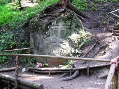 Аксайское ущелье (СКИТ монахов)