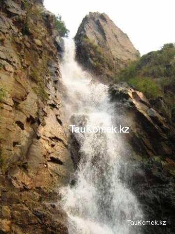 Тургенские водопады