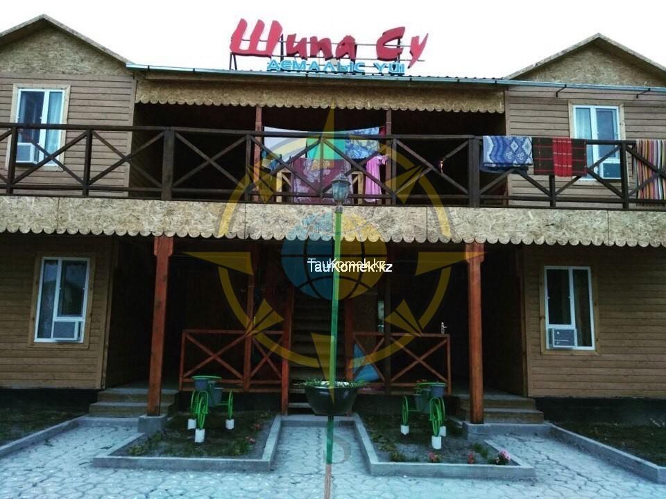 дом отдыха Шипа Су Алаколь