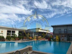 ULAN Hot spring resort Горячие источники Чунджа