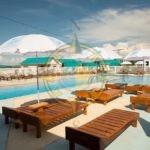 Открытый бассейн - Аквамарин Резорт