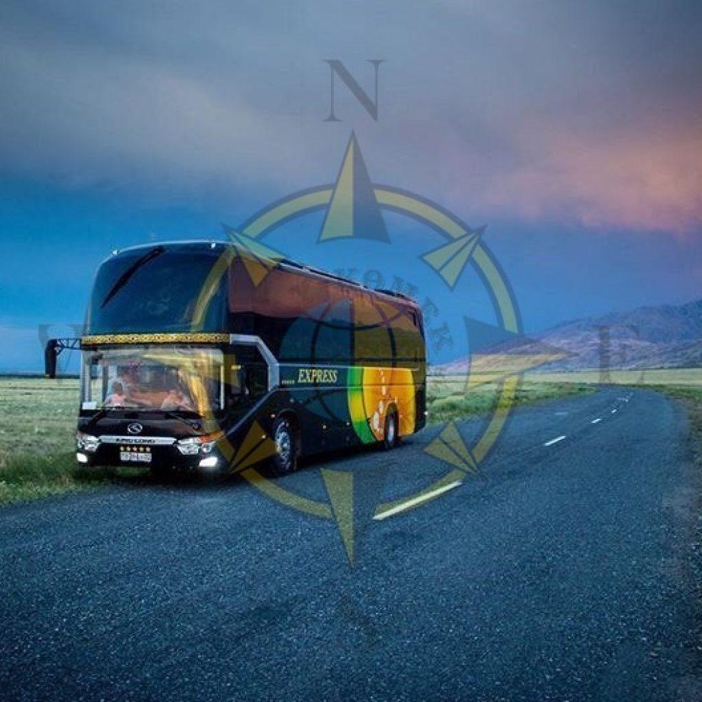расписание автобус на Алаколь из Алматы