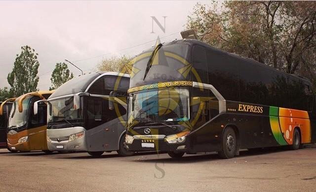 цены автобус на Алаколь из Алматы