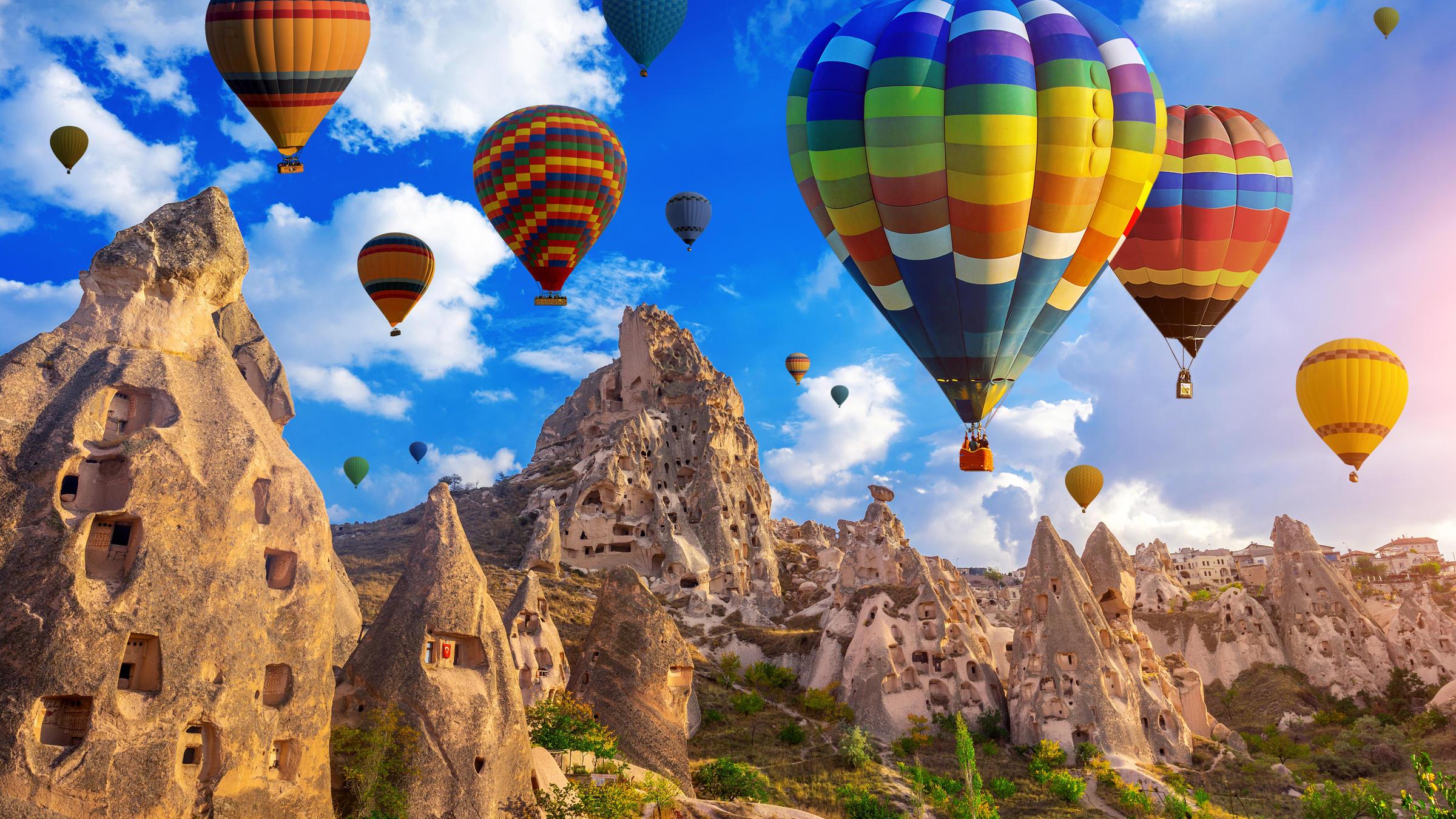 Каппадокия - Турция