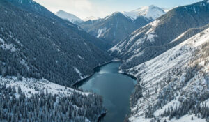Новый Год на Кольсайских озерах