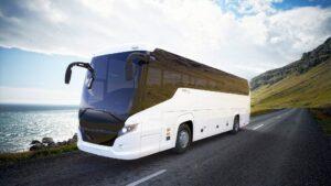 Автобус на Северный берег Иссык-Куля