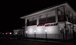 Отель Aiken Deluxe Alakol